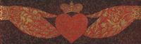 Artwork fpr Friendship, Love, and Loyality (Claddagh Symbolism).